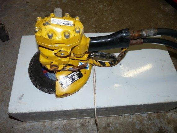 Meuleuse hydraulique