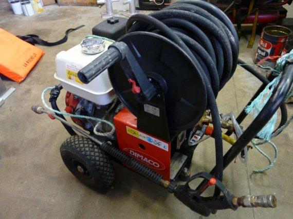 Nettoyeur haute pression 250 B
