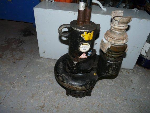 Pompe 30m3 hydraulique