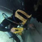 Hublot aquarium